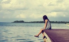 Yalnızlık çeken bayanlar